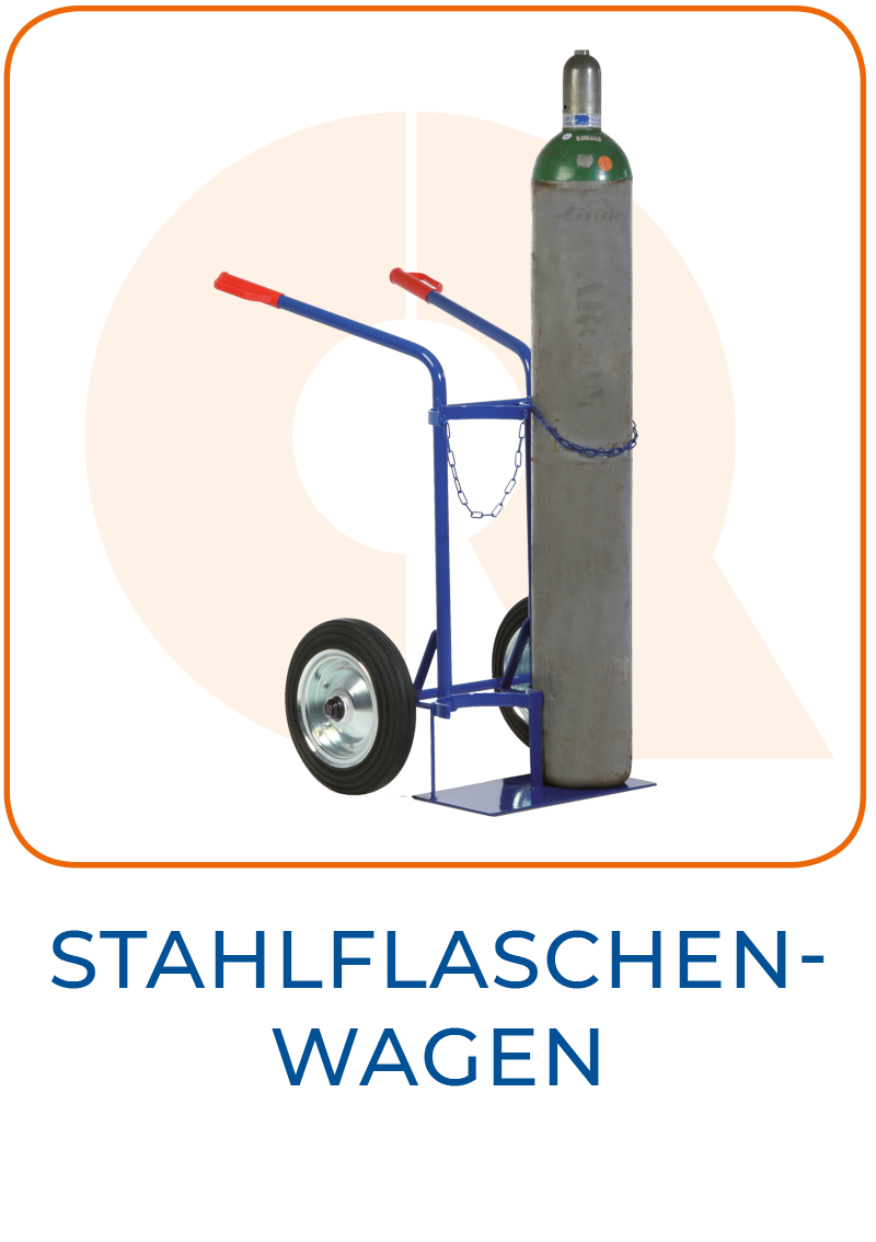 Stahlflaschenwagen