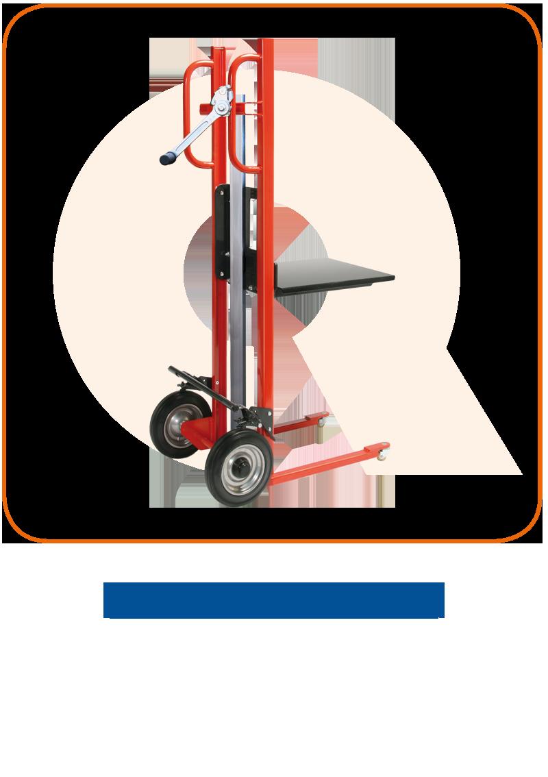 Hubkarren