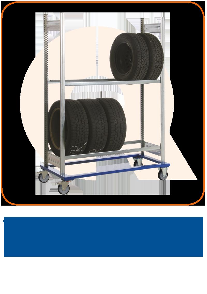 Transportgeräte Reifen