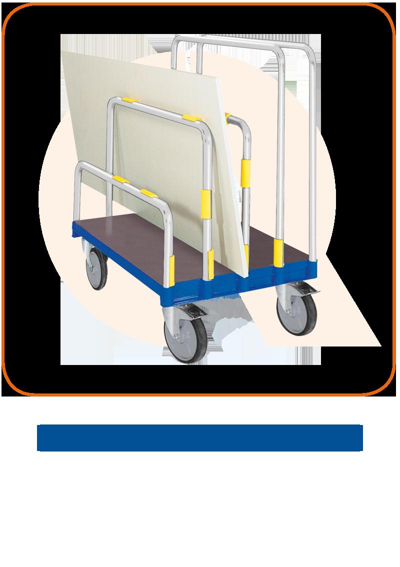 Plattenwagen