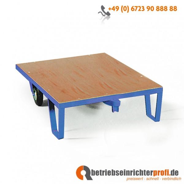 Rotauro Rollplatte, Ladefläche 1250 x 800 mm, Traglast 1500 kg