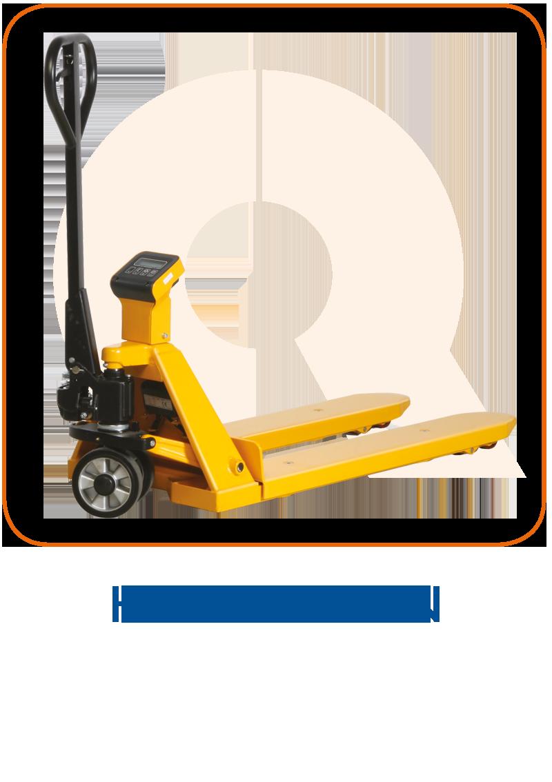 Hubwagen