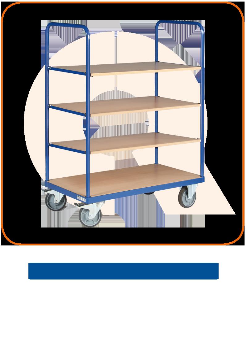 Etagenwagen